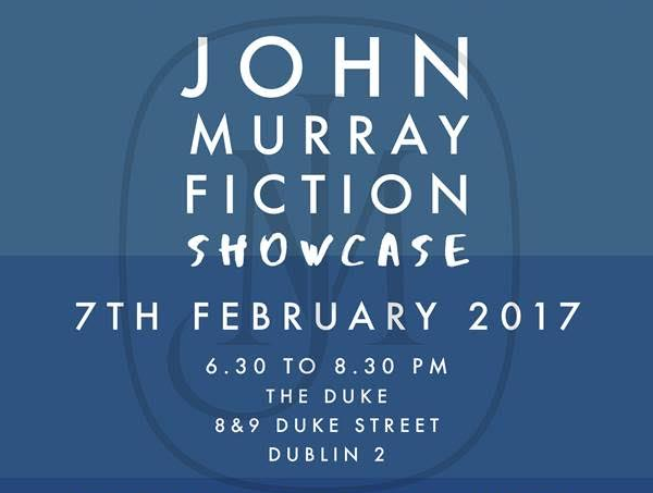 John Murray Fiction Showcase