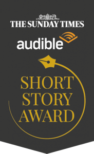 Sunday Times Audible Short Story Award 2019